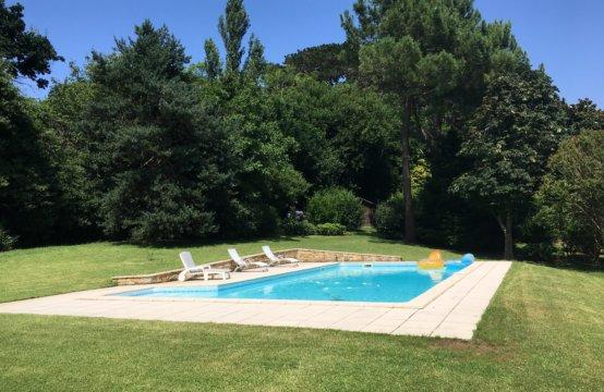 Biarritz Sud  Villa Piscine 8 Pers