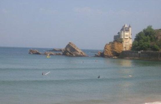 Biarritz VUE MER 8PERS  A91POU