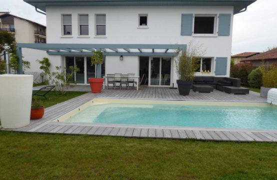Anglet Villa 8 Pers PiscineU128HEO