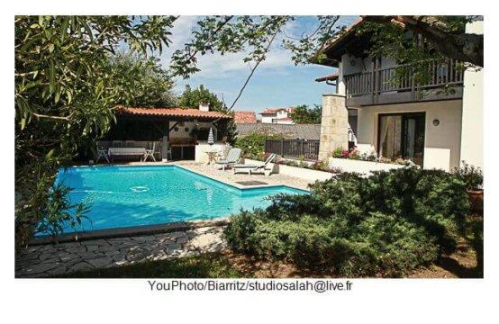 Biarritz Golf du Phare Plage MIRAMAR Villa Piscine 14 PERS  REF V100 WOR