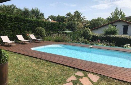 BASSUSSARRY  Villa Piscine 8 PERS  A66PER