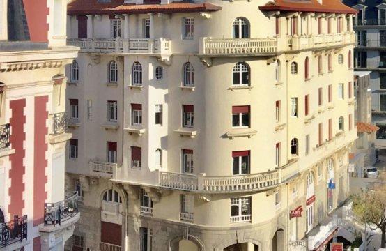 Biarritz Grande Plage Appartement 6 Pers U115MES