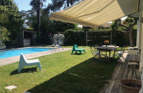 Anglet Chiberta Villa 8 PERS Piscine REF W003MAX